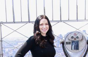 Laura Prepon (Orange Is the New Black) s'affiche avec un ventre rond