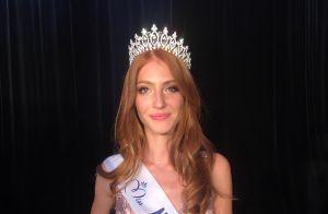 Miss France 2020 : Marine Clautour est Miss Normandie 2019