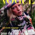 Couverture de Vogue, novembre 2019.