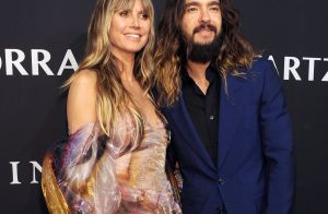 Heidi Klum : Beauté vaporeuse avec Tom et Bill Kaulitz