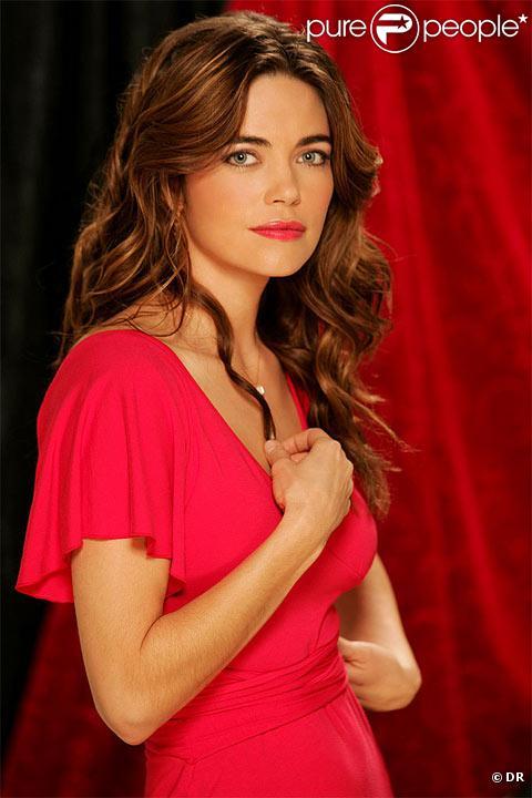 Amelia Heinle de la série Les Feux de l'Amour