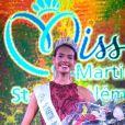 Layla Berry, Miss Saint-Martin et Saint-Barthélémy 2019,  se présentera à l'élection de Miss France 2020, le 14 décembre 2019.