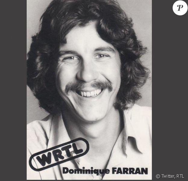 Mort de Dominique Farran, directeur artistique de RTL dans les années 70, le 5 novembre 2019 à l'âge de 72 ans.