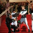 M. Pokora - 14e édition des NRJ Music Awards au Palais des Festivals de Cannes le 26 Janvier 2013.