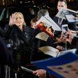 """Sharon Stone assiste aux """"GQ Men of the Year Awards 2019"""" à l'Opéra-Comique de Berlin, le 7 novembre 2019."""