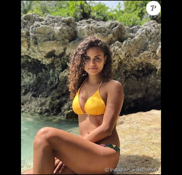 Anaïs Toven, Miss Nouvelle-Calédonie, se présentera à l'élection de Miss France 2020, le 14 décembre 2019.