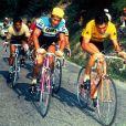 Archives - Eddy Merckx (Belgique / Molteni), Raymond Poulidor (France Gan Mercier) - Tour de France 1972 © Imago / Panoramic / Bestimage
