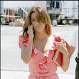 Eva Longoria sur le tournage de Desperate Housewives