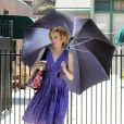 Felicity Huffman sur le tournage de Desperate Housewives