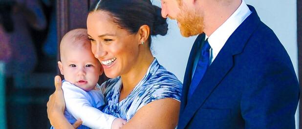 Meghan Markle et Harry : Une photo d'Archie avec le prince Charles dévoilée