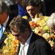 Ryan O'Neal aux obsèques de Farrah