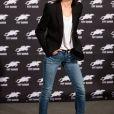 """Charlotte Gainsbourg lors du photocall de """" Mon chien stupide """" pour la 34e édition du FIFF - Festival International du Film Francophone de Namur. Belgique, Namur, le 1er octobre 2019."""