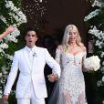 Devon Windsor et Johnny Dex se sont mariés à Saint-Barthélemy, le 16 novembre 2019.