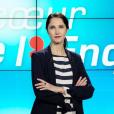 La journaliste de CNews, Clélie Mathias sur Instagram