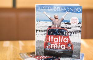 Luana Belmondo : Entourée de son mari et de ses enfants pour sa grande soirée