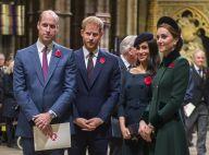 """Kate et William en froid avec Meghan et Harry : """"Ils ne se parlent pas"""""""