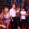 """Finale de """"Danse avec les stars"""" en direct sur TF1, le 23 novembre 2019."""