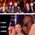 """Le choix des juges lors de la finale de """"Danse avec les stars"""" en direct sur TF1, le 23 novembre 2019."""