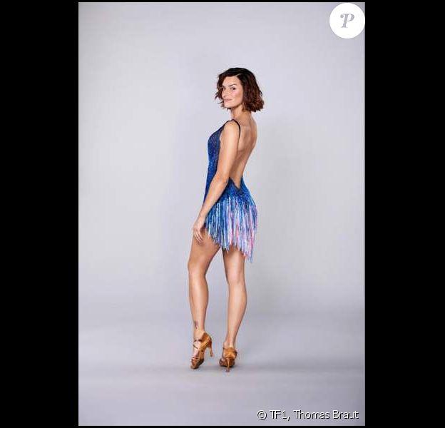 """Fauve Hautot, photo officielle de """"Danse avec les stars 2019"""""""