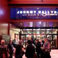 """Exclusif - Illustrations de la soirée """"Johnny Hallyday, Un soir à l'Olympia"""" à Paris le 1er décembre 2019. © Dominique Jacovides - Olivier Borde / Bestimage"""
