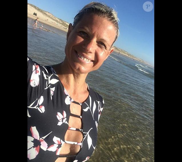 """Amélie Grégoire, candidate de """"Koh-Lanta"""" saison 4 - Instagram, 23 août 2019"""
