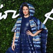 Shailene Woodley : Canon en robe-doudoune, elle brave le froid avec style