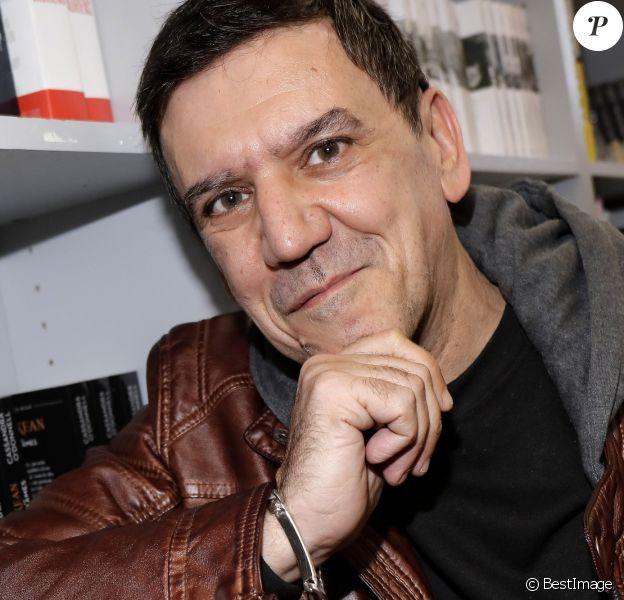 Rendez-vous avec Christian Quesada au salon du livre de Paris 16 mars 2019. © Cédric Perrin/Bestimage