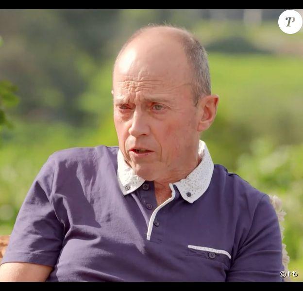 """Robert dans le bilan de """"L'amour est dans le pré 2019"""" sur M6. Le 9 décembre 2019."""