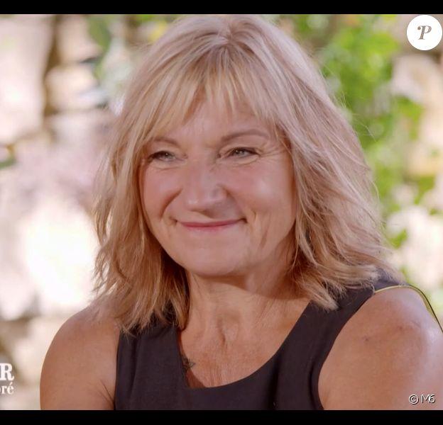 """Bernadette, bilan de """"L'amour est dans le pré 2019"""", le 9 décembre 2019, sur M6."""