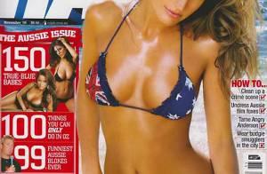La superbe Laura Dundovic, Miss Australie 2008... une beauté qui nous laisse sans voix !