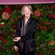 Dame Maggie Smith - 65e Evening Standard Theatre Awards, au London Coliseum. Londres. Le  24 novembre 2019.
