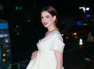 Anne Hathaway maman pour la deuxième fois !
