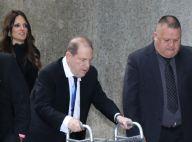 Harvey Weinstein en déambulateur au tribunal : Un accord polémique trouvé