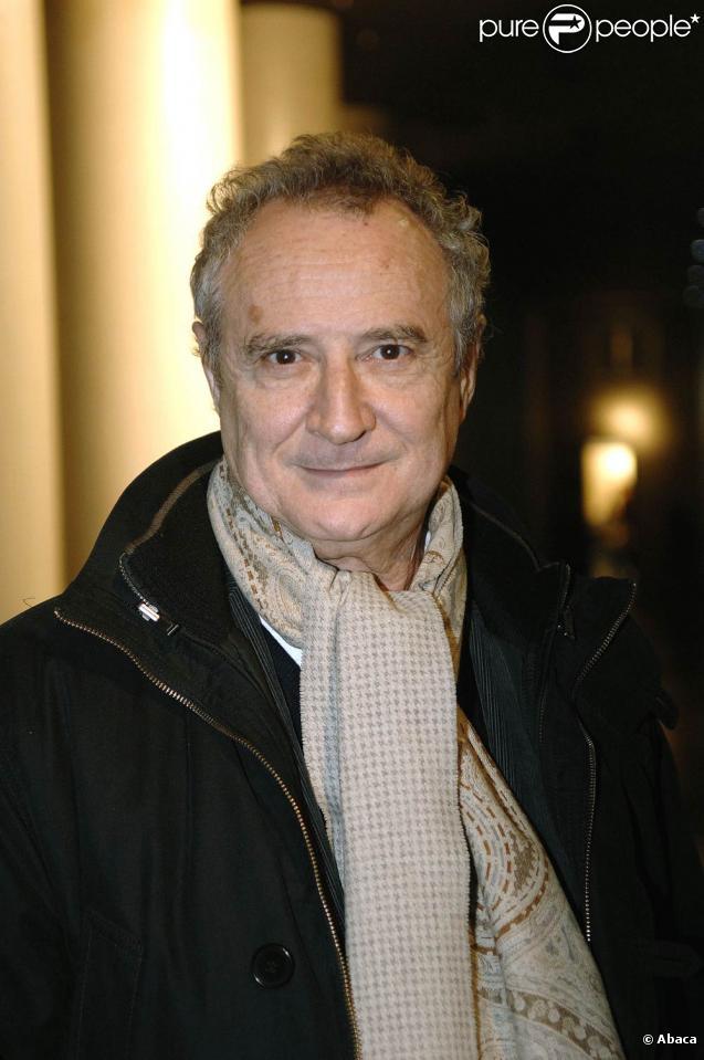 Daniel Prévost, actuellement en tournage des  Petits Ruisseaux  !