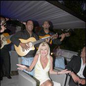 Ivana Trump : Quand son toy boy de futur ex-mari Rossano... se fait virer d'une soirée dans laquelle elle est !