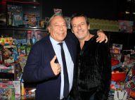 Jean-Luc Reichmann, Tex... : Pères Noël enjoués au VIP Room