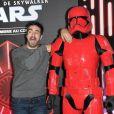 """Alex Goude - Avant-première du film """"Star Wars : L'ascension de Skywalker"""" au cinéma Le Grand Rex à Paris, le 17 décembre 2019. © Coadic Guirec/Bestimage"""