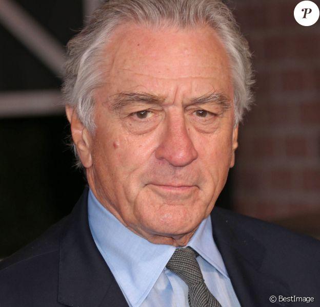 "Robert de Niro - Première du film ""The Irishman"" à Los Angeles le 24 octobre 2019."