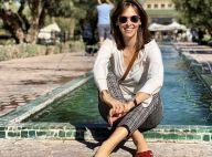 Ophélie Meunier, divine en maillot de bain au soleil de Marrakech