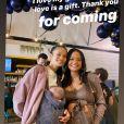 La Baby Shower de Christina Milian le 4 janvier 2020.