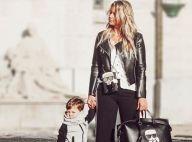 Aurélie Van Daelen fête les 4 ans de son fils Pharell, qui a bien grandi