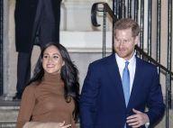 Harry et Meghan coupent les ponts avec la famille royale, l'annonce choc !