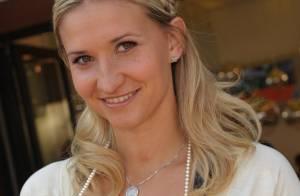 Tatiana Golovin, une infirmière de charme... pour son amoureux Samir Nasri !
