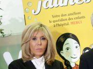 """Brigitte Macron : """"Tant que je pourrai être utile, je le serai pleinement"""""""
