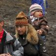 Maxima des Pays-Bas fait découvrir les hauteurs de la Patagonie à sa petite Ariane