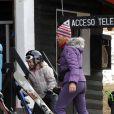 Maxima et Willem-Alexander des Pays-Bas en famille en Patagonie