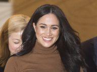 Meghan Markle souriante : première sortie depuis l'annonce du retrait