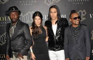 Un bébé chez les Black Eyed Peas !