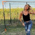 Sarah Lopez divine footballeuse sur Instagram, le 22 septembre 2019