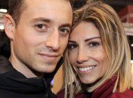 Alexandra Rosenfeld et Hugo Clément pris en flag' de mignonnerie avec bébé